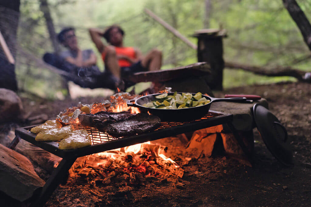 Helpful Campfire Cooking Techniques and Tips