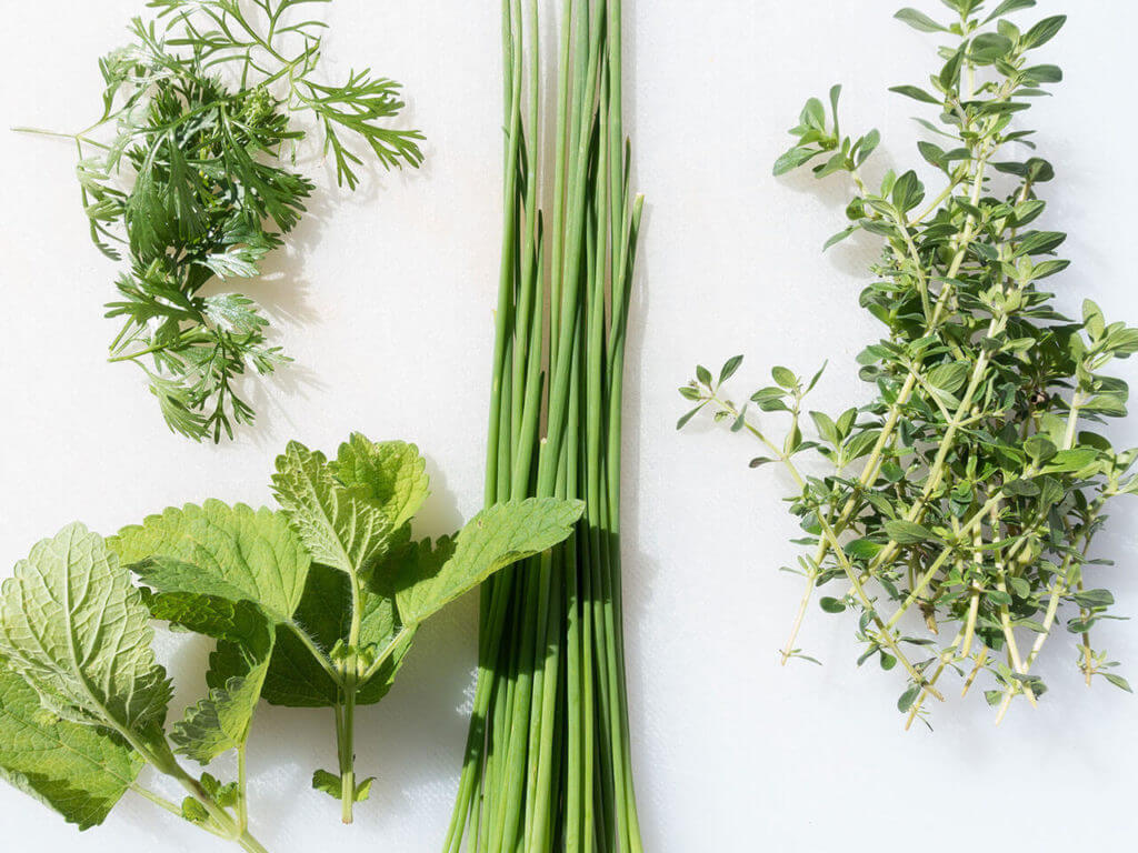 Picture of Mixed Herbs